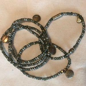 Christian beaded bracelet